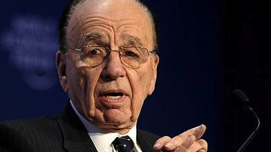 Převrat v Hollywoodu? Murdoch chce Time-Warner